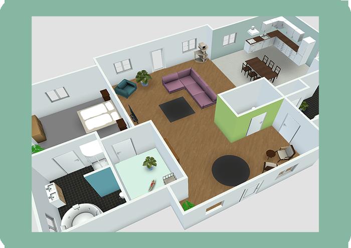 Roomle программа дизайн