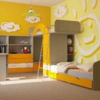 солнечная комната для детей