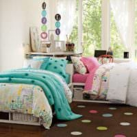 комната мальчика и девочки спальный уголок
