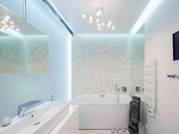 вариант плитки для ванной