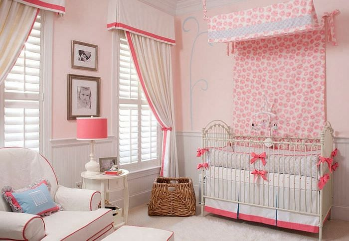 пол в комнате ребенка