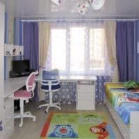 детская для девочки и мальчика идеи