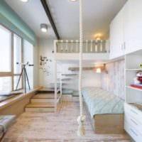 детская комната для мальчика дизайн