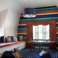 детская комната для мальчика фото оформления