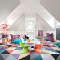 детская комната для мальчика и девочки дизайн