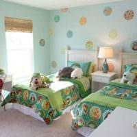 детская комната для мальчика и девочки идеи фото