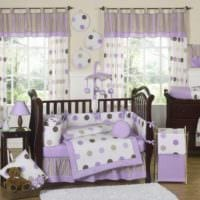 детская комната для новорожденных детей