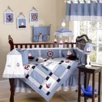 детская комната для новорожденного фото идеи
