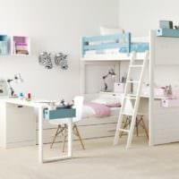детская комната для разнополых детей дизайн идеи