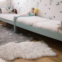 детская комната для разнополых детей идеи фото