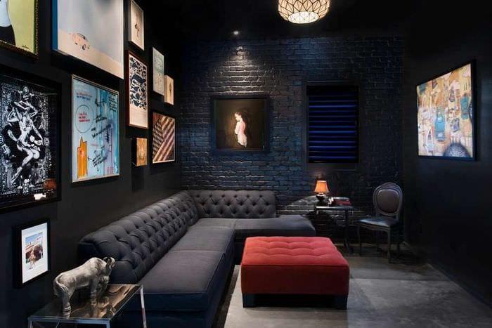 фото идеи для домашнего кинотеатра