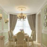 дизайн интерьера классика гостиная