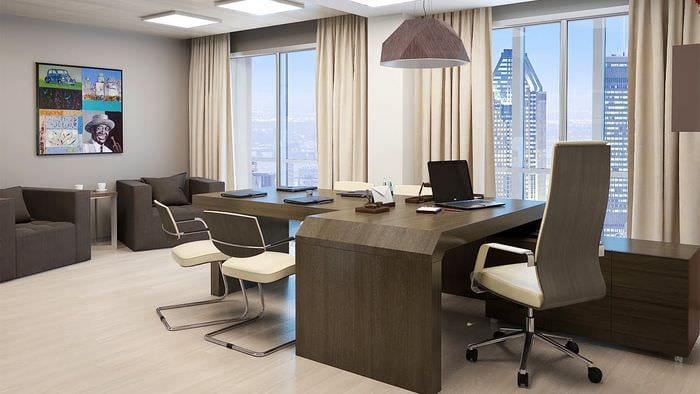 дизайн кабинета фото идеи