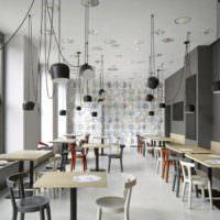 дизайн кафе оформление идеи