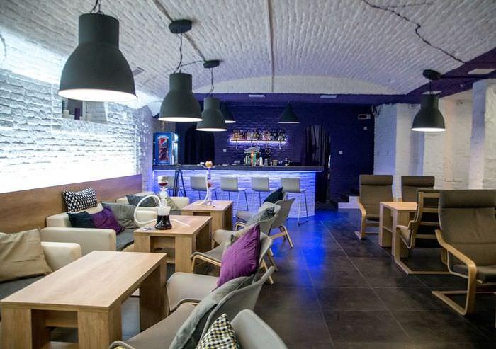 Мебель для ресторанов, баров и кафе, Москва