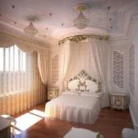дизайнерская спальня барокко
