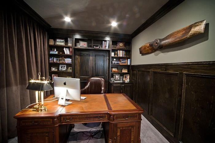 функциональный дизайн кабинета руководителя