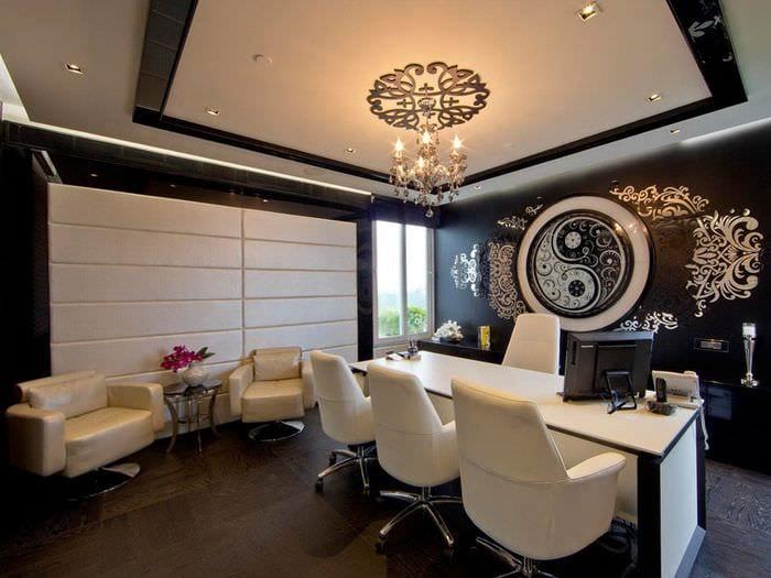 кабинет руководителя стили