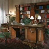 кабинет в квартире дизайн идеи