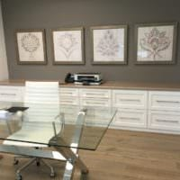 кабинет в квартире фото дизайн