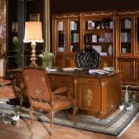 кабинет в квартире фото дизайна
