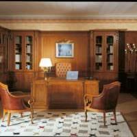 кабинет в квартире идеи дизайн