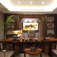 кабинет в квартире идеи оформление