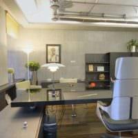 кабинет в квартире интерьер идеи