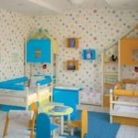 комната для разнополых детей дизайн идеи