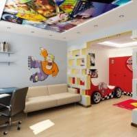 комната для разнополых детей фото дизайна