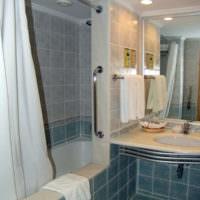 плитка для ванной комнаты в панельном доме