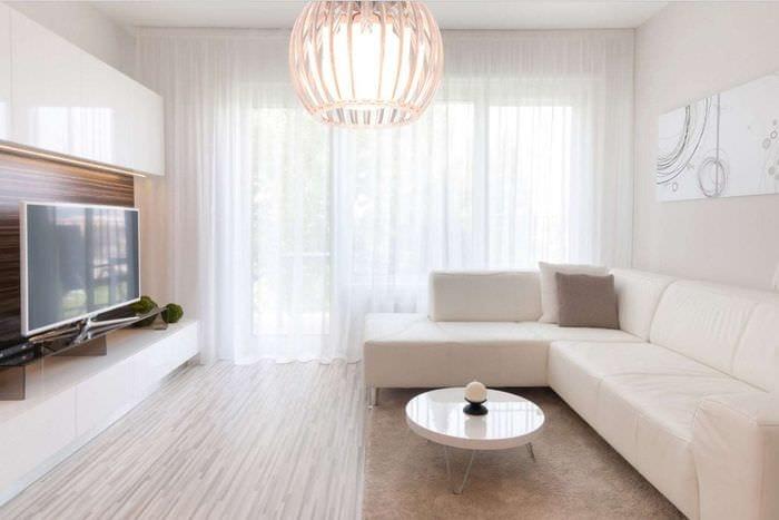 современный дизайн гостиной идеи