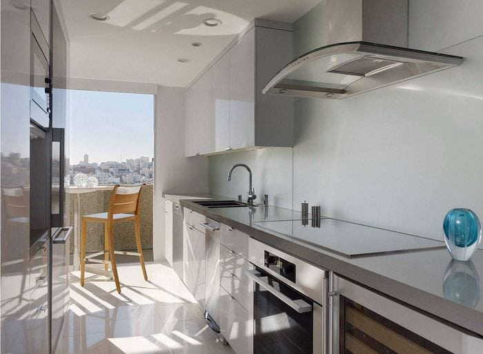 современный дизайн кухни идеи