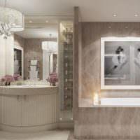 Интерьер ванной комнаты без ошибок