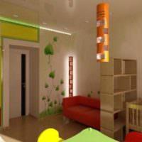 Дизайн детской комнаты без ошибок