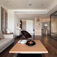 Простые геометрические формы в дизайне интерьера