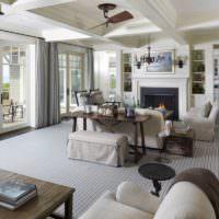 Стиль прованс в оформлении жилого дома