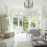 Французский стиль в оформлении загородного дома