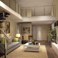 идея яркого дизайна лестницы картинка