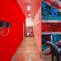 идея красивого декора комнаты в стиле поп арт картинка
