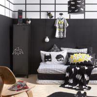 Интерьер детской комнаты в стиле модерн