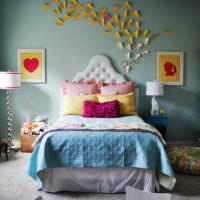Декорирование детской комнаты для подростка