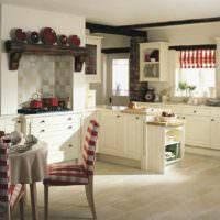 идея необычной поделки для дизайна кухни картинка