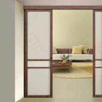 идея применения перегородки в декоре квартиры фото