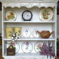 пример красивого украшения декора комнаты фото