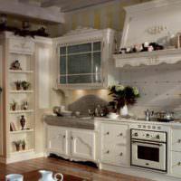 идея красивой поделки для дизайна кухни картинка