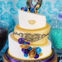 Праздничный торт на день рождения ребенка