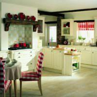 Чехлы на кухонные стулья своими руками
