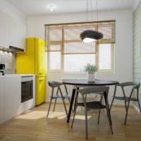 Покраска холодильника акриловой краской