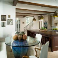 Декор кухни-гостиной своими руками